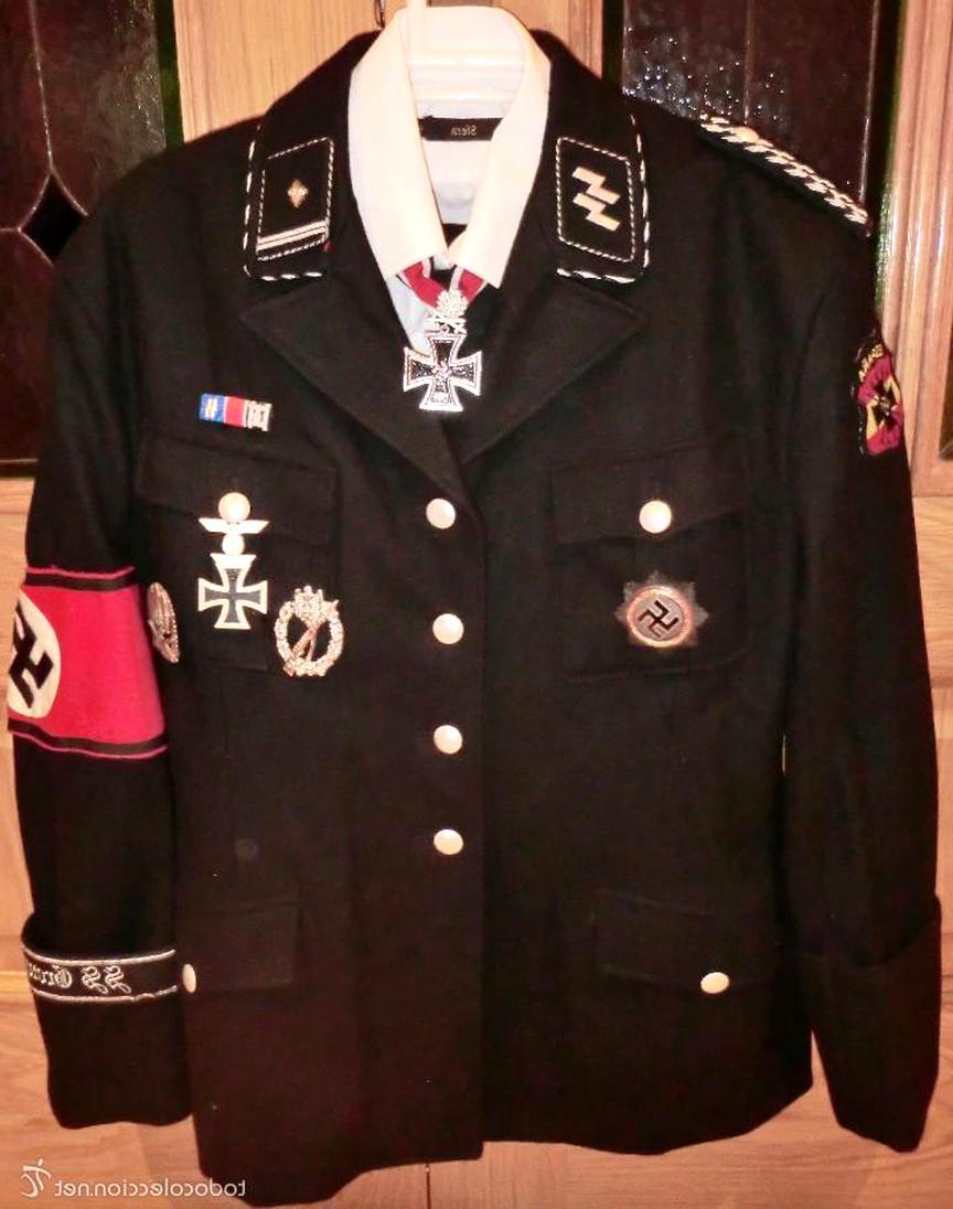 uniforme ss d'occasion