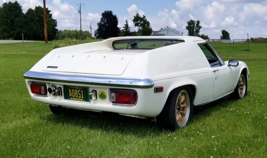 lotus europa d'occasion