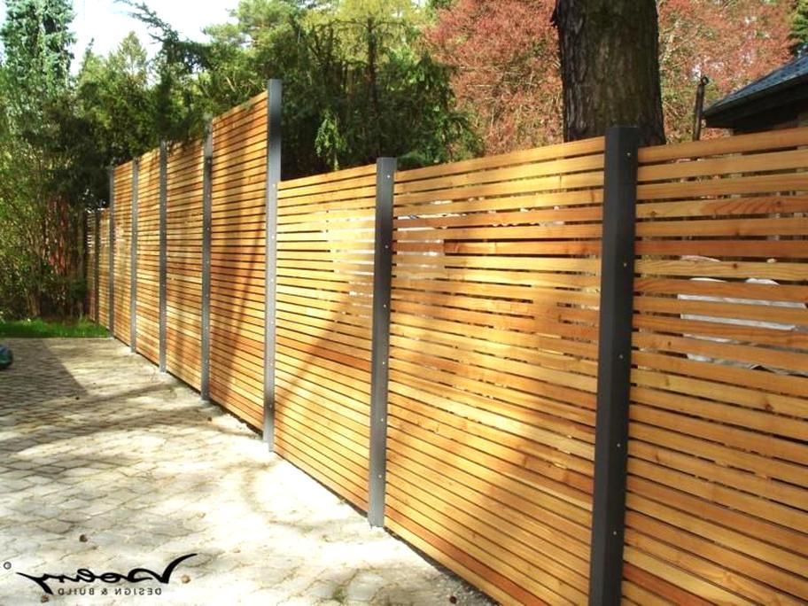 cloture jardin bois d'occasion