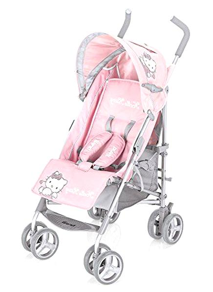 poussette brevi hello kitty d'occasion
