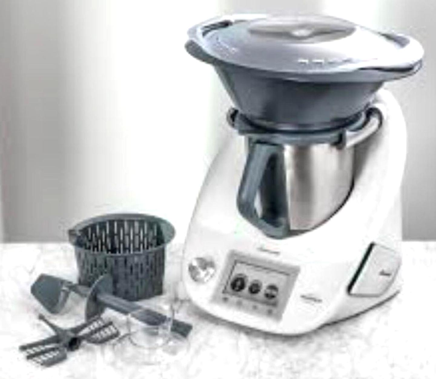 thermomix tm5 vorwerk d'occasion