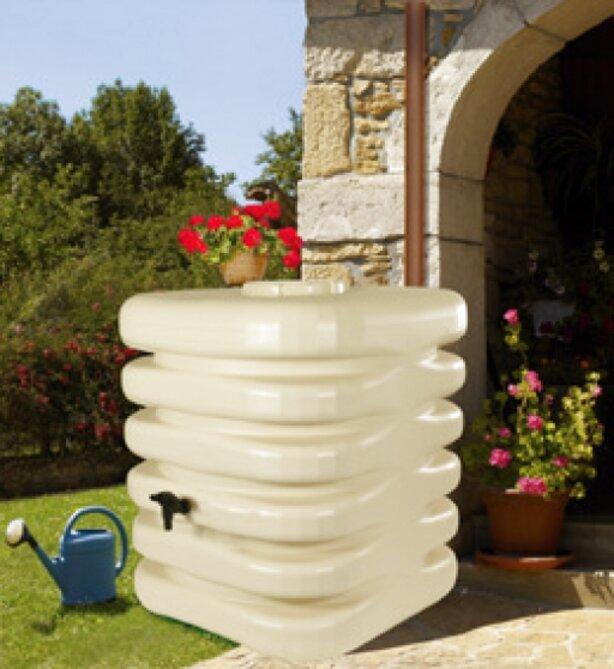 recuperateur eau pluie 1000 litres d'occasion