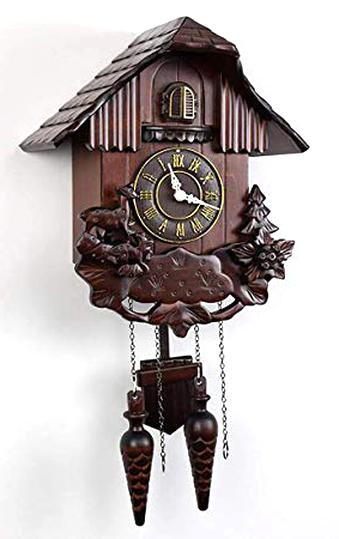 Horloge Coucou D Occasion Plus Que 3 A 65