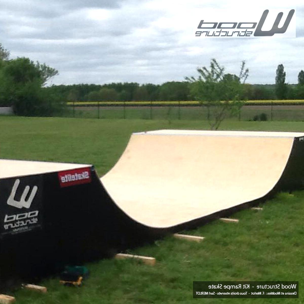 rampe skate park d'occasion
