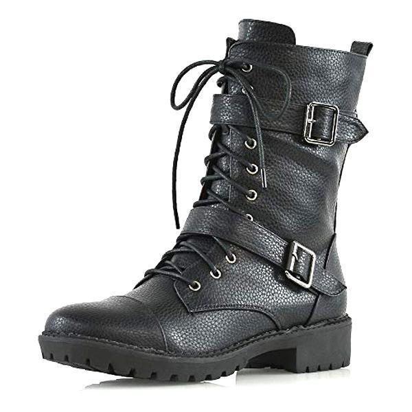 punk boots d'occasion
