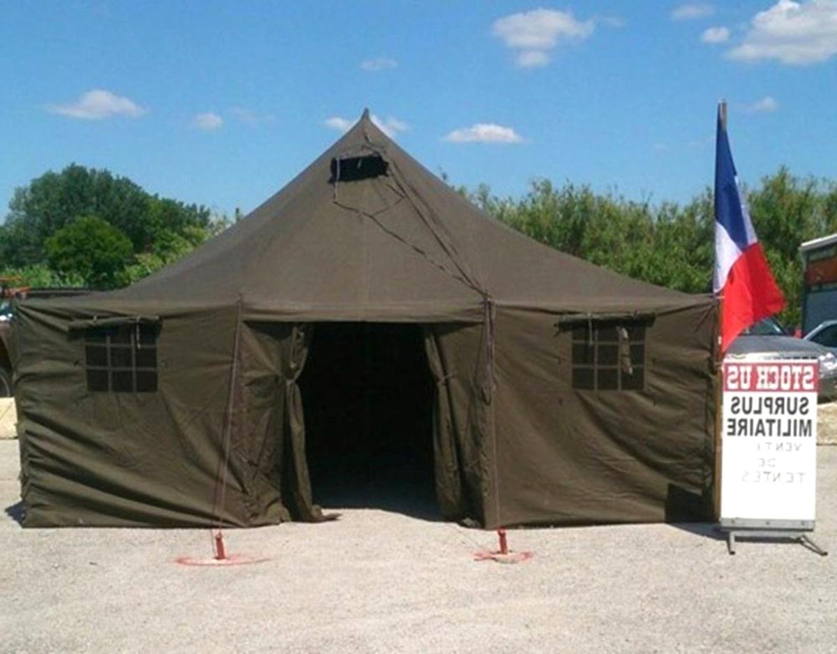 tente militaire 10m d'occasion