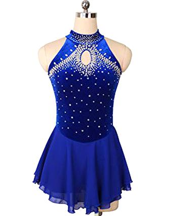 robe patinage artistique d'occasion