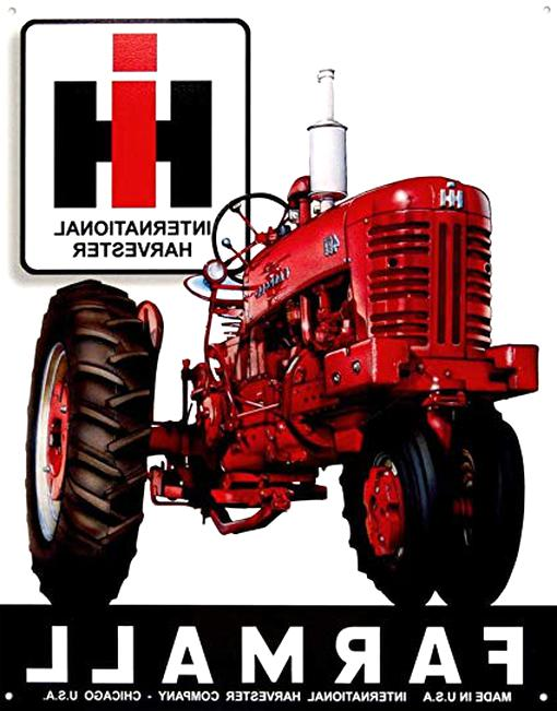 international harvester d'occasion