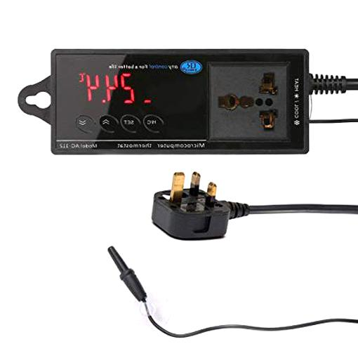 Habistat Mat Stat Thermostat Charge Max 300 W