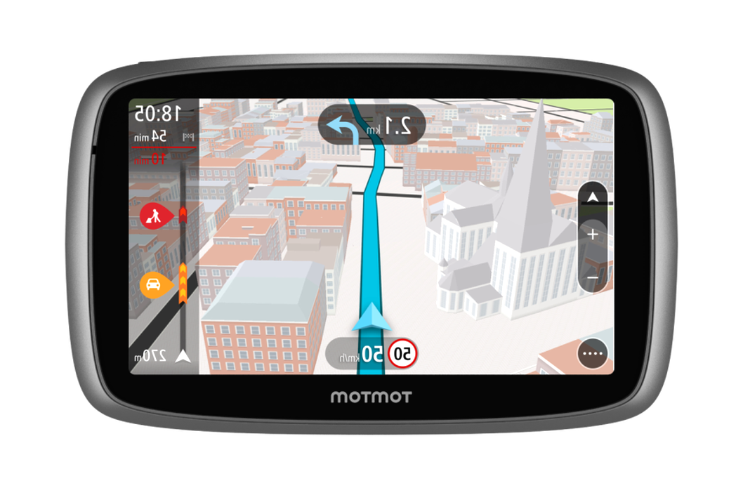 support tomtom go 510 d'occasion