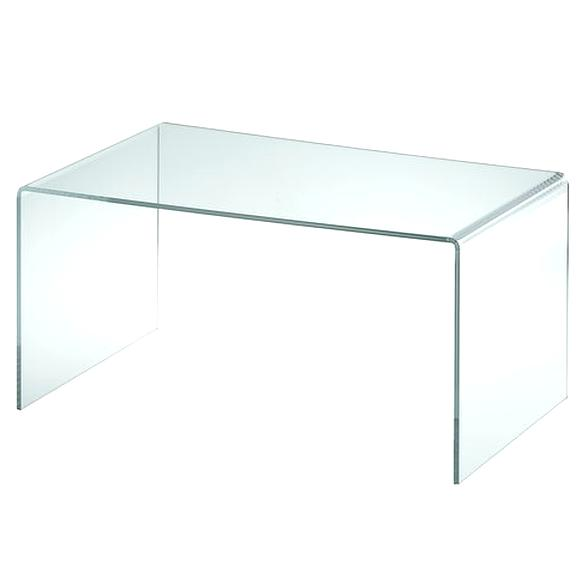 Plexiglass Table Basse D Occasion