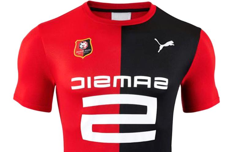 maillot rennes d'occasion