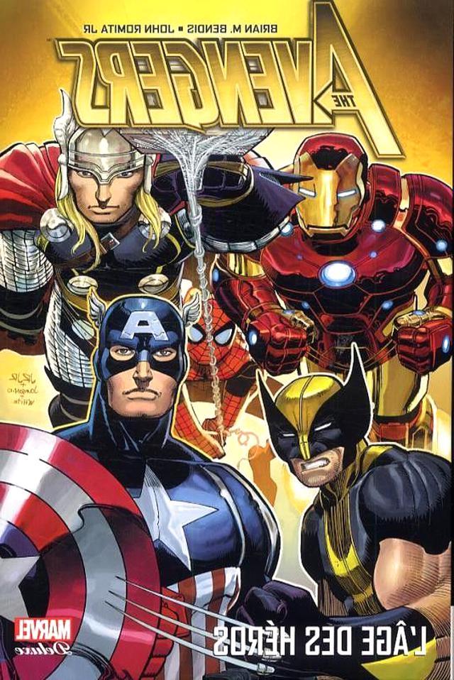 comics marvel deluxe d'occasion
