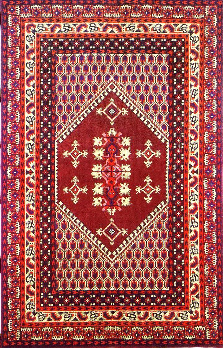 tapis kairouan tapis d'occasion