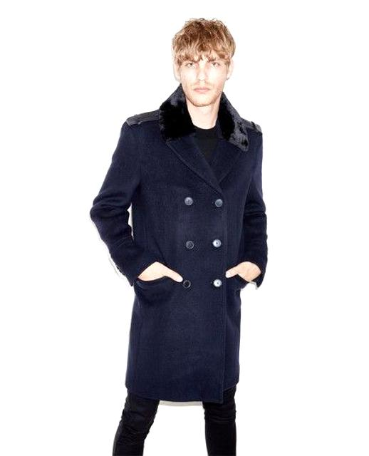 Manteau The Kooples Homme d'occasion