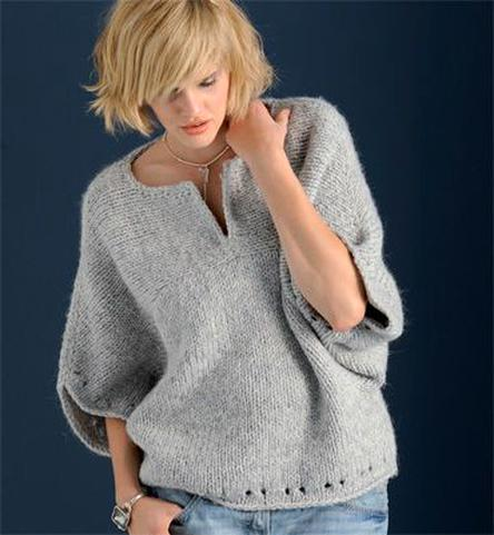 Tricot Femme Modele d'occasion