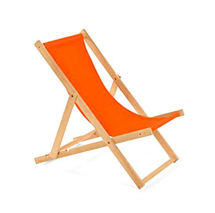chaise longue jardin bois d'occasion
