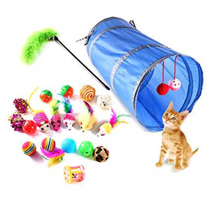 jouets chat d'occasion