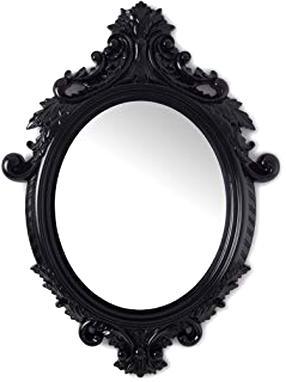 Miroir Baroque Noir D Occasion