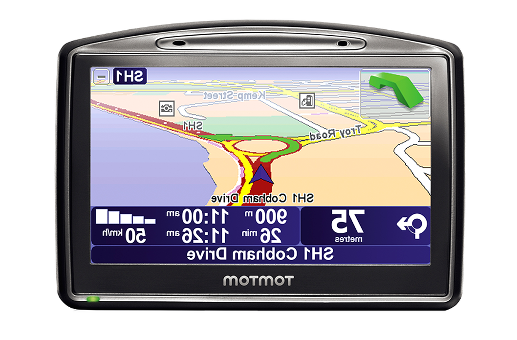 gps tomtom go 730 d'occasion