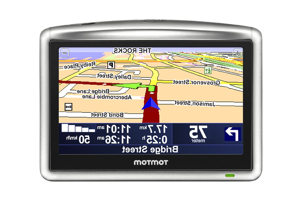 gps tomtom one support d'occasion