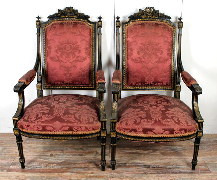 Fauteuil Napoleon Iii D Occasion