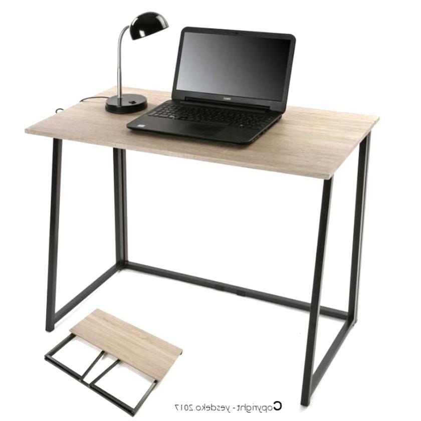 table bureau pliant d'occasion