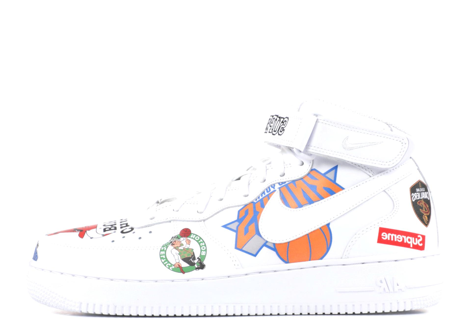 nike air force 1 supreme d'occasion