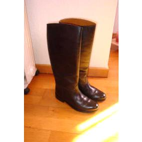 bottes cuir arcus d'occasion