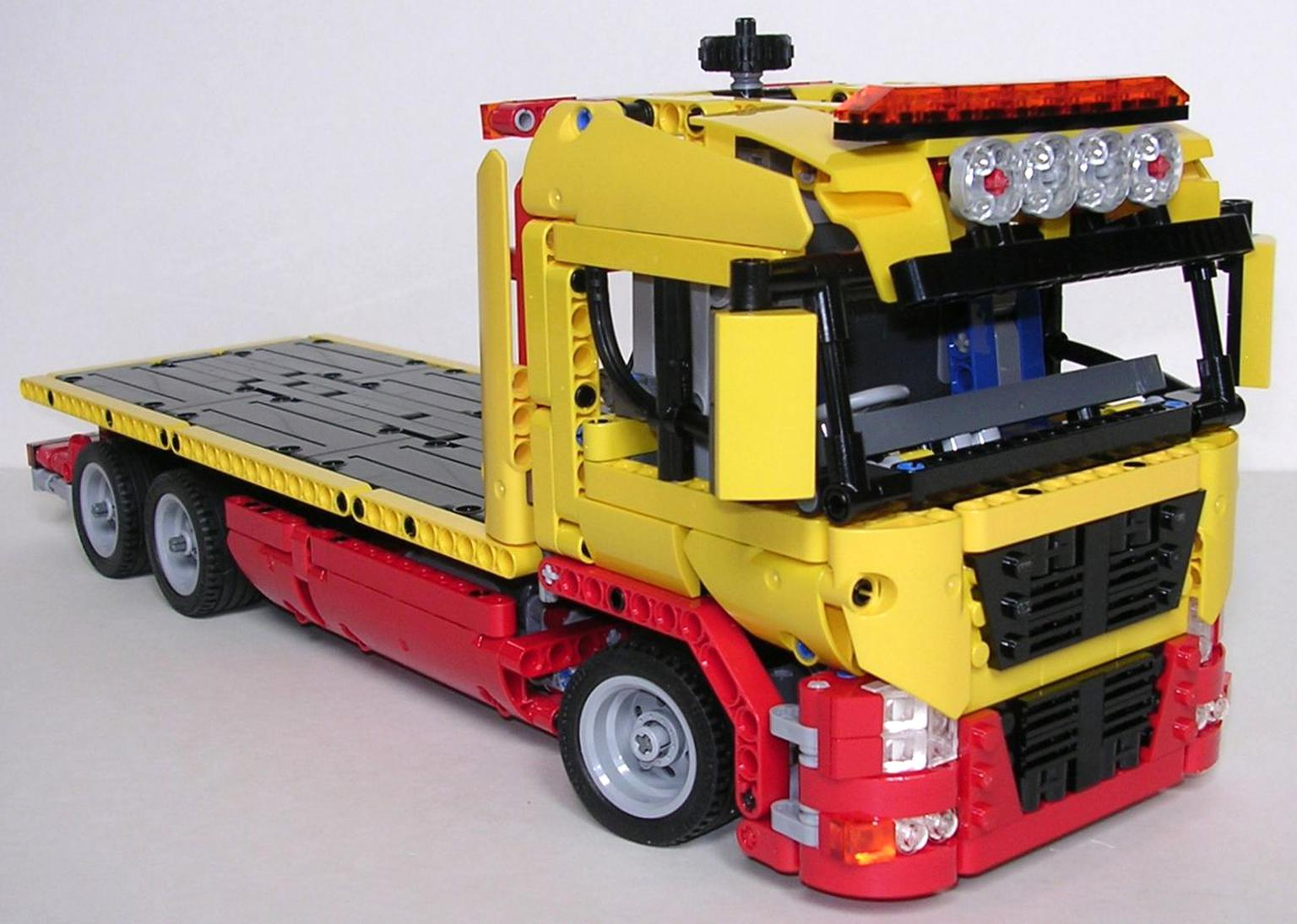 camion depannage lego d'occasion