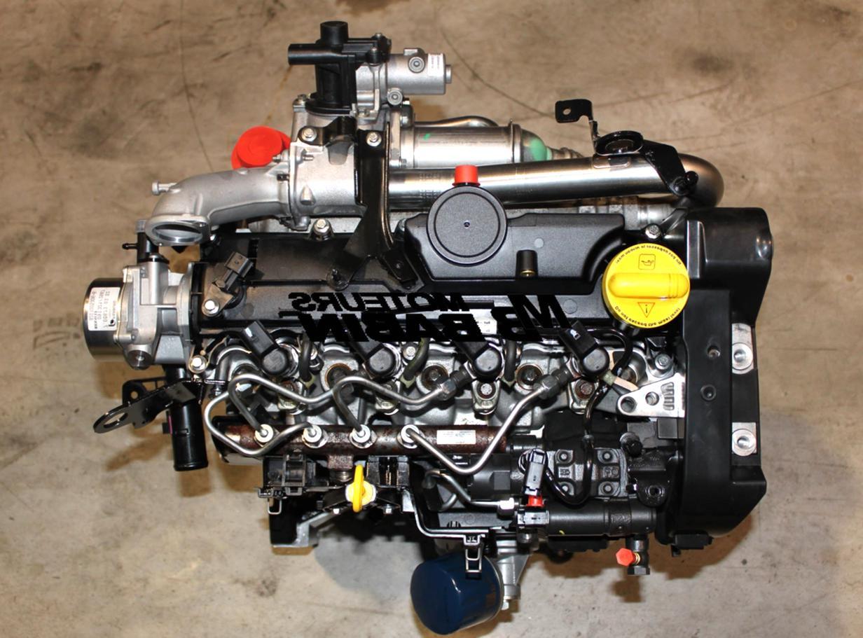 moteur dci 105