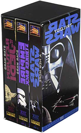 star wars vhs d'occasion