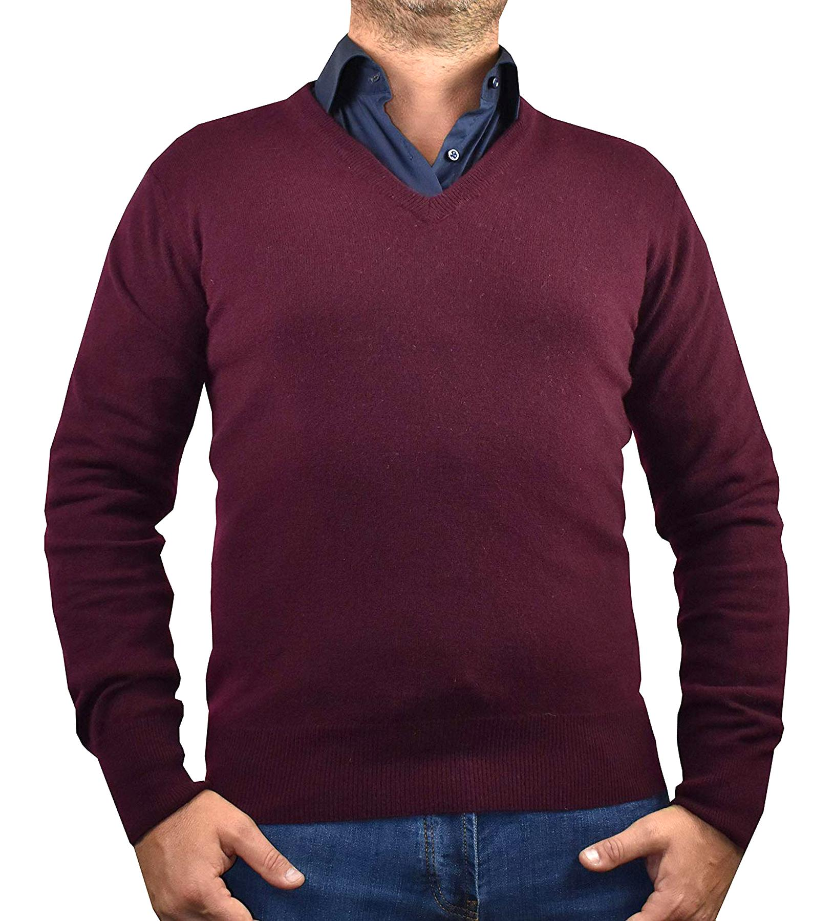 Pull 100 Cachemire Homme d'occasion