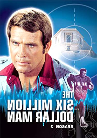 six million dollar man d'occasion