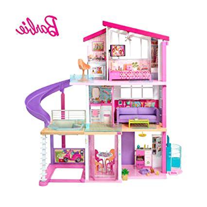 Maison Poupee Barbie D Occasion