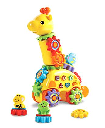 199105 Ma Girafe /à Engrenage Magique VTech Zooz