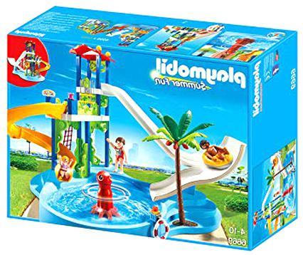 parc aquatique playmobil d'occasion