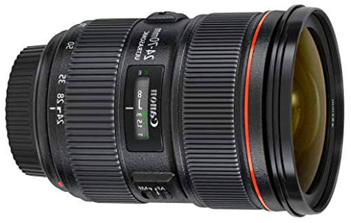 objectif canon 24 70 d'occasion