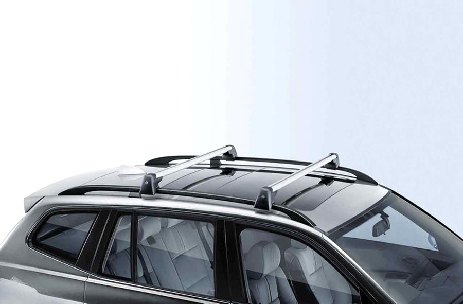 Menabo Brio Barres de toit en aluminium AW/_Brio/_135/_X3