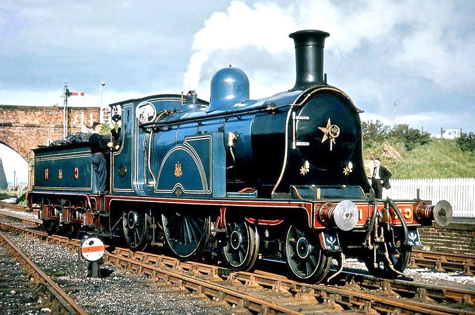 train rail 123 d'occasion