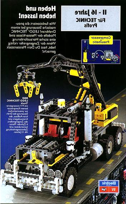 lego 8868 d'occasion