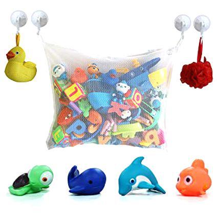 rangement jouets jouets bain d'occasion