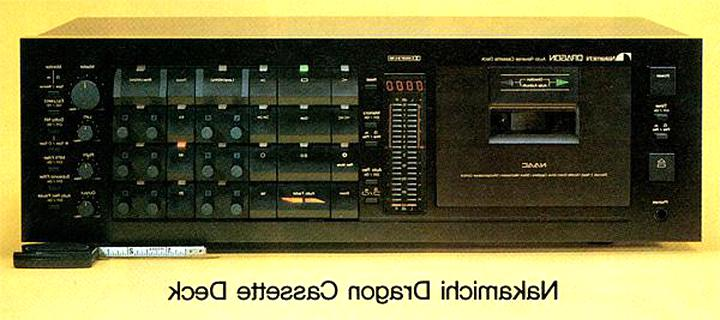 nakamichi dragon d'occasion