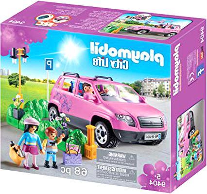 voiture familiale playmobil d'occasion