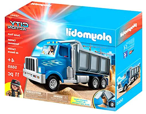 playmobil pieces camion d'occasion