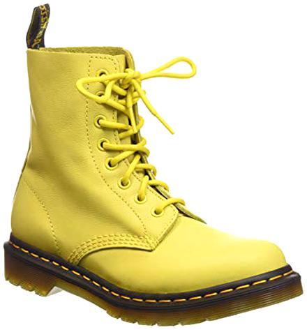 2019 professionnel Achat/Vente magasiner pour véritable doc martens jaune