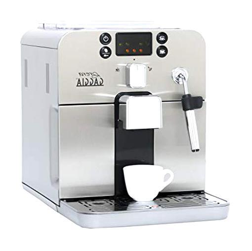 GAGRI8525//01 GAGGIA Machine à café italienne manuelle CAREZZA DELUXE SB