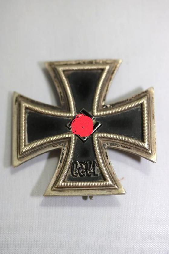 croix fer fer allemande d'occasion