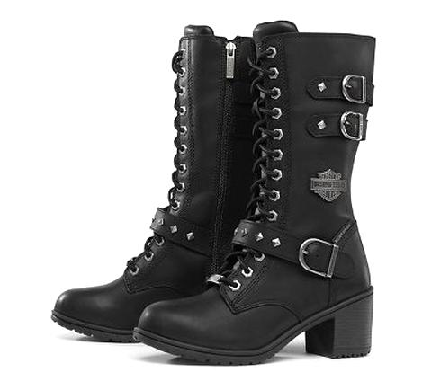 harley davidson boots womens d'occasion
