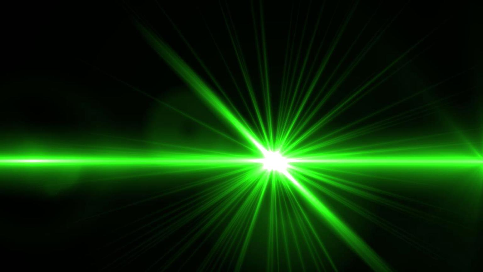 green laser d'occasion